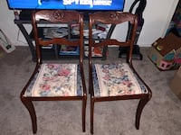 Dining room chairs Capitol Heights, 20743