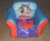 Paw Patrol Chair 305 mi
