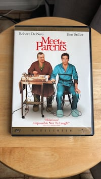 Meet the Parents DVD Movie Laurel