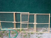 2 baby or dog gates  Mulberry, 33860