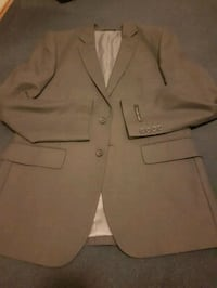 Gray Suit Blazer