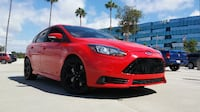 $0 DOWN MILITARY !! 2013 FORD FOCUS ST TURBO San Diego