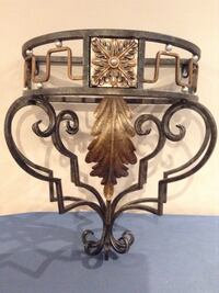 Wrought iron wall decor  Vaughan, L4H 2G3