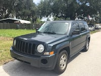 Jeep - Patriot - 2008 Fort Myers