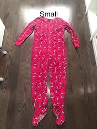 Hello Kitty Adult Onesie