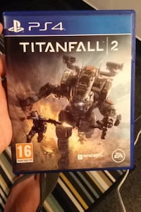 Titanfall 2 PS4 juego fcaase