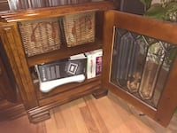 Solid Wood Entertainment center Sterling, 20165