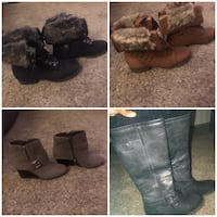Size 8 women's shoes selling for $20 each  Henderson, 89122