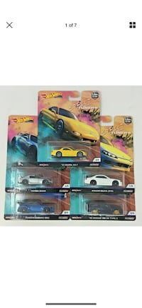 Hot wheels street tuners