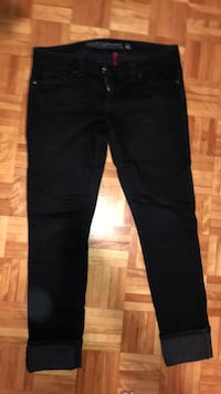 Guess black jeans woman's Montreal, H4R 2X6