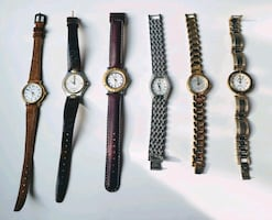 Six Watches