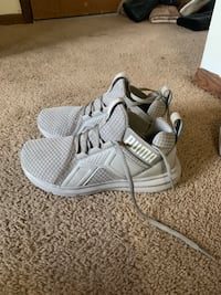 Pair of gray nike running shoes Lincoln, 68503