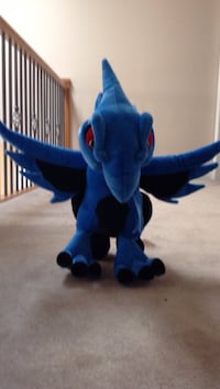 Dragon plush stuffie Surrey, V3W 1N9