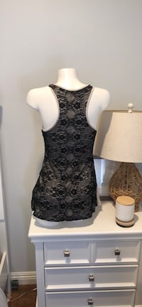 Small/Medium West Kei Lace Back Tank Top South Pasadena, 91030