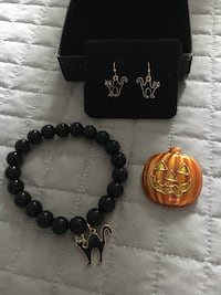 Halloween Jewelry Set of 3 for $15 Mississauga