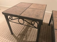 Coffee table with two end tables Gainesville, 20155