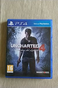 Uncharted 4 PS4 Barcelona, 08039