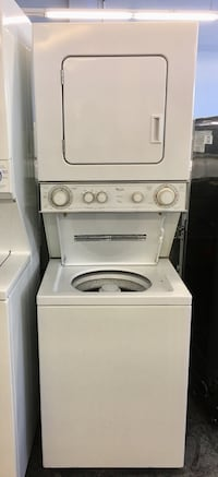 stackable washer and dryer - Delivery and 1 year warranty  Toronto, M3J