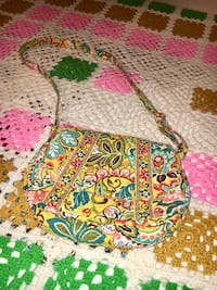 Vera Bradley Cross Body Purse Charleston, 25312