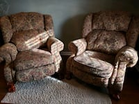Recliner chairs Clayton, 27520