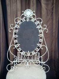 White Wrought Iron Las Vegas, 89106