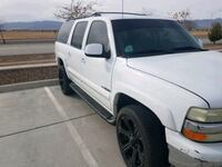 Chevy  - suburban  - 2001 Fort Bliss, 79918