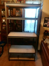 Nice shelves/don't use/can use anywhere best offer Canton, 44707