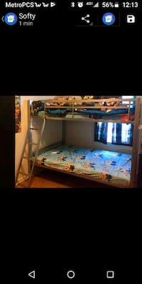 Bunk bed full size