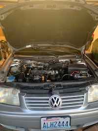 Volkswagen - Jetta TDI - 2001 parts car only