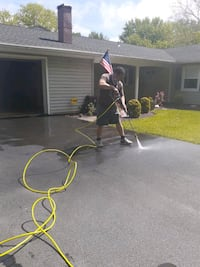 HOME SERVICES -LANDSCAPING - ROOF  - POWER WASHING