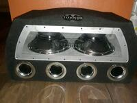 Titanium Power Box Speakers  Reno, 89502