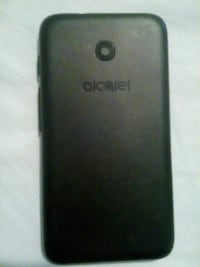 black Alcatel android smartphone Squamish, V8B 0G1