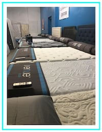 Beautiful Brand New Mattress Sets 35 mi