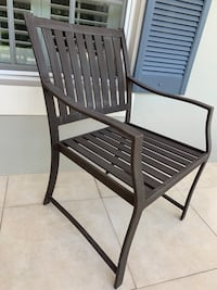 Crate & Barrel Chair and Chaise Set