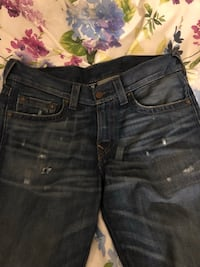 women's blue denim shorts 726 km