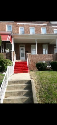 ROOM For Rent 3BR 1.5BA house Baltimore
