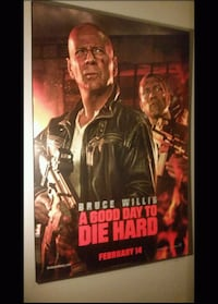 Die Hard Movie Memorabilia  Nobleton, L0G 1N0