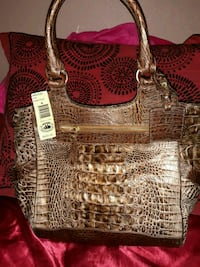 Brand new with tags Brahmin Panache bronze purse San Antonio, 78207