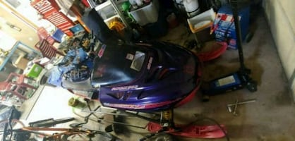 Formula Z 583 need Pistons cylinders are good trade for dirt bike