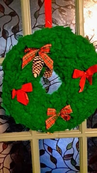 small christmas wreath Brownsville