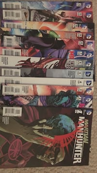 Martian manhunter #1-12 Casselberry, 32730