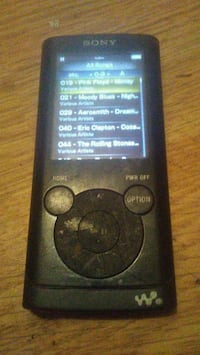 Sony Walkman mp3 player  Surrey, V3V 3S6