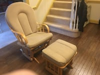Baby rocking chair Chantilly, 20151