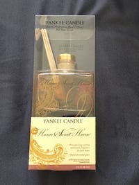 Yankee candle reed diffuser - Home Sweet Home Clarksburg, 20871