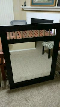 Mirror with frame Plano, 75075