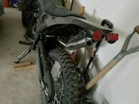 Black Dirt Bike 250cc,  554 km