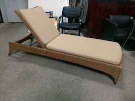 Outdoor Pool Chaise lounge