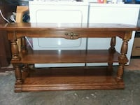 Console or sofa table  Missouri City, 77489