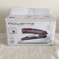 ROWENTA STEAM CLOTHING IRON Vancouver, V5T 2M5
