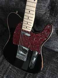 Customized relic Tele guitar Telecaster Vancouver, V5K 1Z8